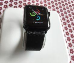 Apple Watch S2,38 mm,ocel ,safir sklo