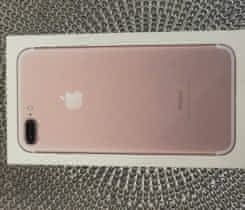 iPhone 7 plus rose&gold 256gb