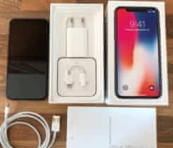 Iphone X 256 GB – Top stav