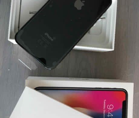 iPhone X 256 GB – přijímím i kryptoměnu