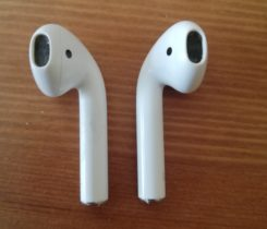 Prodám sluchátka airponds
