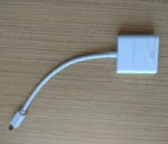 Redukce Mini Displayport na VGA Macbook