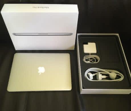 Macbook PRO Retina 2014, 512gb ssd, 2,8g