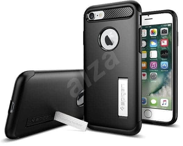 Spigen Slim Armor pouzdro apple iPhone 7 Plus black