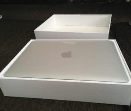MacBook 12 Early 2016 Sivler, 512G HD