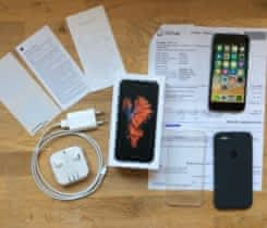 iPhone 6S 32GB Space Gray, v záruce