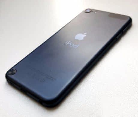 ipod touch 5 64gb černý