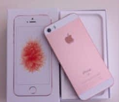 iPhone se, rosegold 32 gb