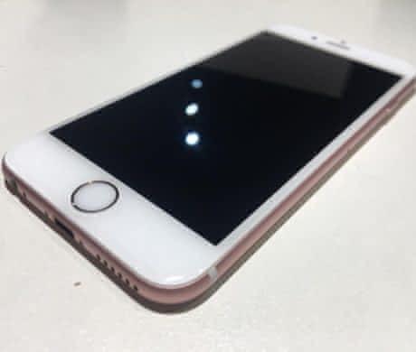 IPhone 6s 64gb Rose Gold.