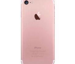 Vyměním iPhone 7 Rose gold za Black