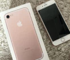 Nový iPhone 7, 128gb rosegold