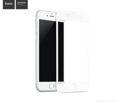 HOCO tvrzené sklo Apple iPhone 7/8 3D Wh