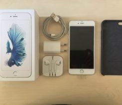 Apple Iphone 6s plus 128 Gb Silver
