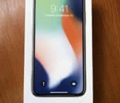 iPhone X 64GB Silver – TOP Kvalita