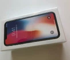 prodám iPhone X 64 GB Space Grey