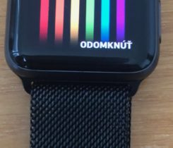Predám Apple Watch 42mm Series 3