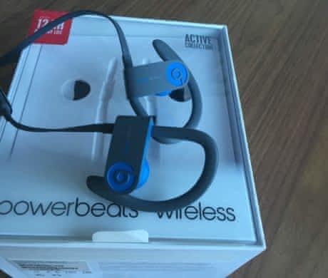 Beats wireless 3