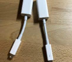 Apple Thunderbolt to Gigabit Ethernet