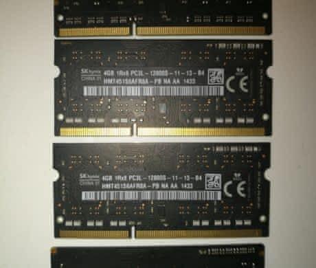 IMAC RAM 16gb 1600MHz DDR3