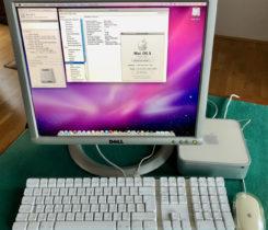 Apple Mac Mini komplet s monitorem