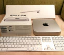 Mac Mini (Late 2012) + Apple klávesnice