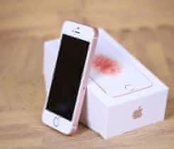 iPhone SE rose gold 128gb