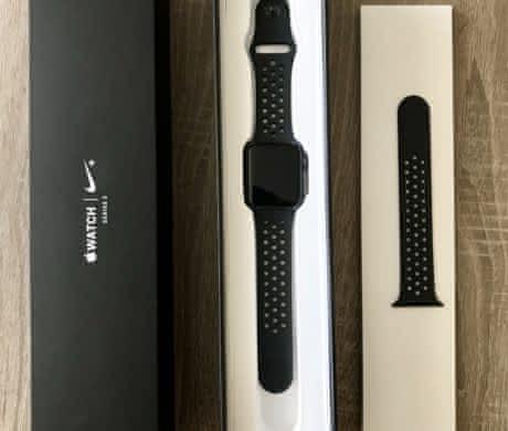 Apple Watch Nike+ (Series 3) 42mm