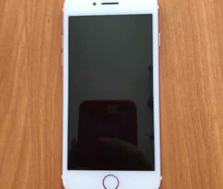 iPhone 7 32 GB ROSE GOLD v záruce