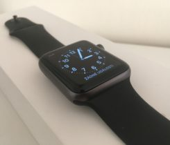 Apple Watch Series 2 Sport Space grey