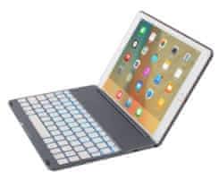 """Klávesnice pro iPad Pro 9.7"""" ŠEDÁ"""