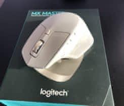Logitech MX master bílá