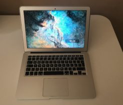 MacBook Air 13.3′, 2014