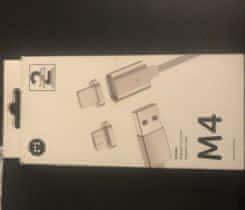 Magnetický USB lighting USBmicro kabel