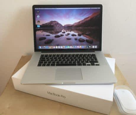 """MacBook Pro 15"""" (15-inch, 2015) A1398"""