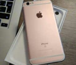 iPhone 6S 16GB Rose Gold – jako nový
