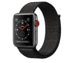 Apple Watch 3  Nike+  LTE 42 mm + pásky