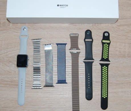 Apple Watch S3 42mm Záruka Top Stav