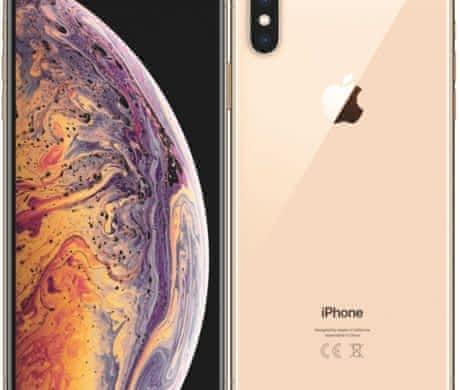 iPhone XS Max Gold 256GB Čína/Hongkong
