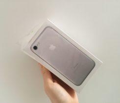 iPhone 7 128GB Silver Nový se zárukou
