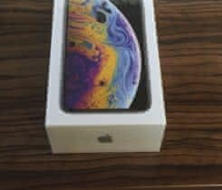 iPhone XS silver 64 GB