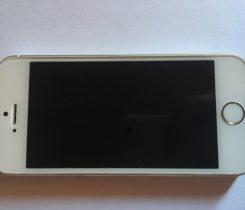 Prodám iphone 5s 16gb zlatá