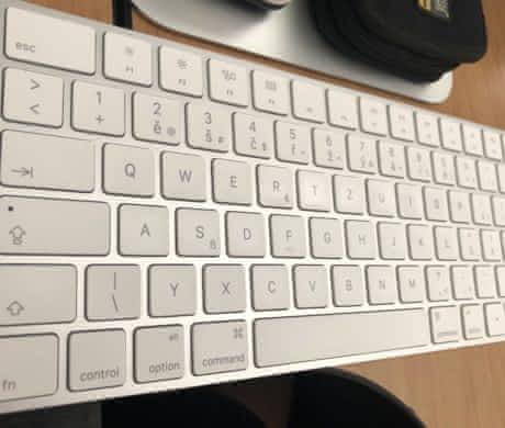Apple Magic Keyboard 2. generace Cz orig
