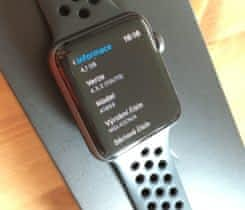 Apple Watch Nike+ 42mm vesmírně šedá