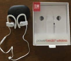 Beats Powerbeats3 Wireless, bílá
