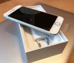 Iphone 7 Plus stříbrný