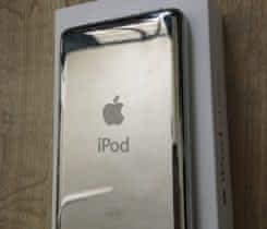 iPod classic,160GB,stříbrný