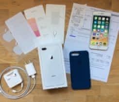 iPhone 8 Plus 256GB stříbrný, záruka