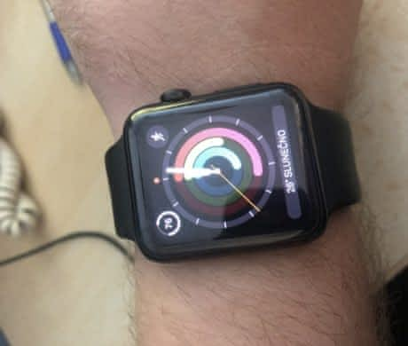 Apple Watch Stainless Steel 42mm S0