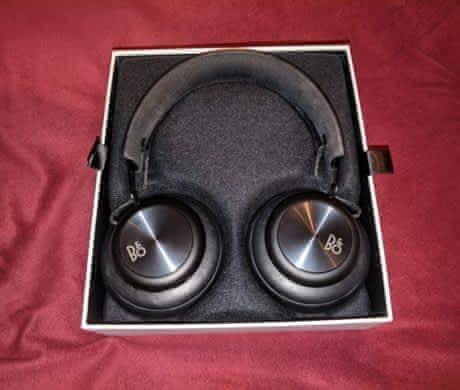 Prodám B O Beoplay H4 Černá. Použité 2f759572fc