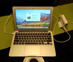"Apple MacBook Air 2012, 11"" 128GB"